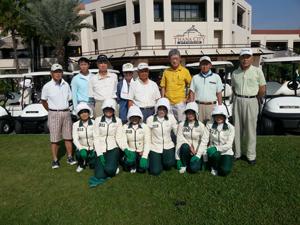 タナシティーゴルフ
